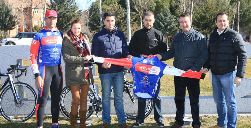 Presentación Club Ciclista ALG Fisio 2015