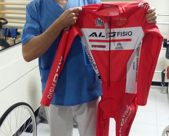 Nueva equipación ALG Fisio-Citroen