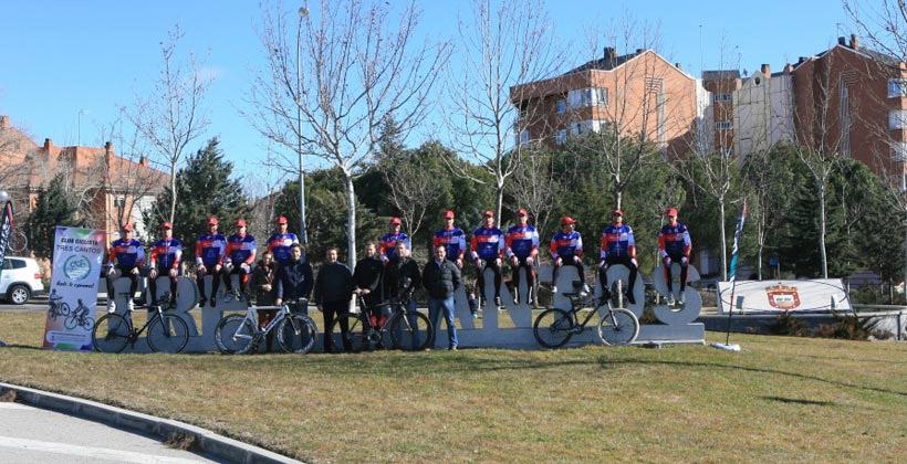 El Club Ciclista ALG Fisio presenta el equipo oficial de esta temporada