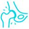 Osteopatía icono
