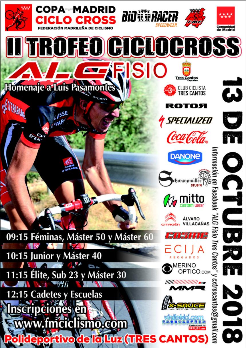II Trofeo ALG Fisio, homenaje a Luis Pasamontes