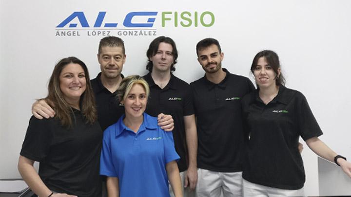 Equipo ALG Fisio 2019