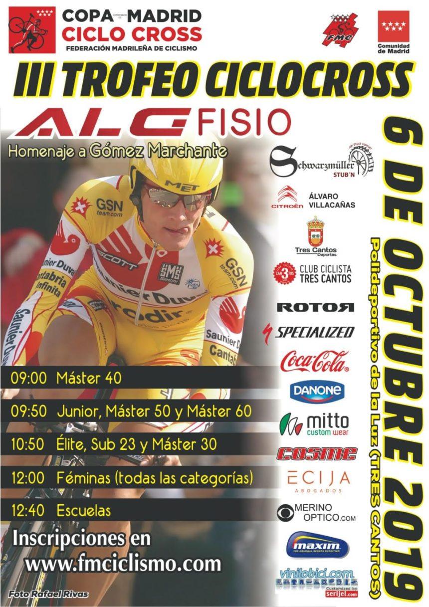 El III Trofeo ALG Fisio dedicado a José Ángel Gómez Marchante